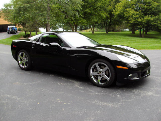 2008 Corvette For Sale >> Used Corvette for sale