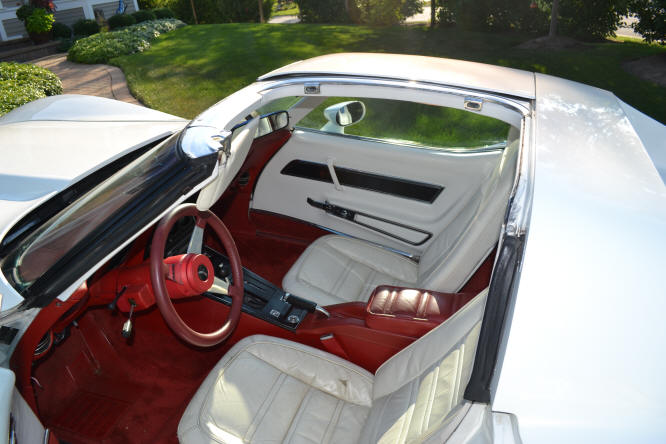 New Front Seats further Ford Mustang Gt Premium Pic furthermore Carpet Rear Install additionally  also Fr. on 1977 corvette interior
