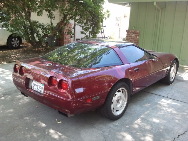 2005 Corvette For Sale >> Used Corvette for sale