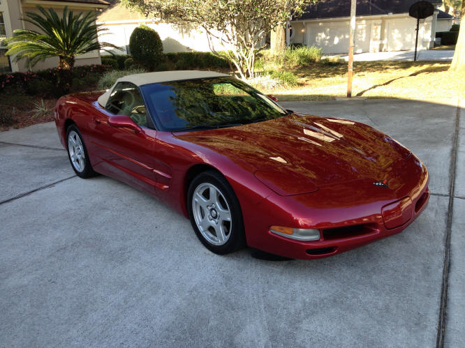 Auto Transport Florida >> Used Corvette for sale